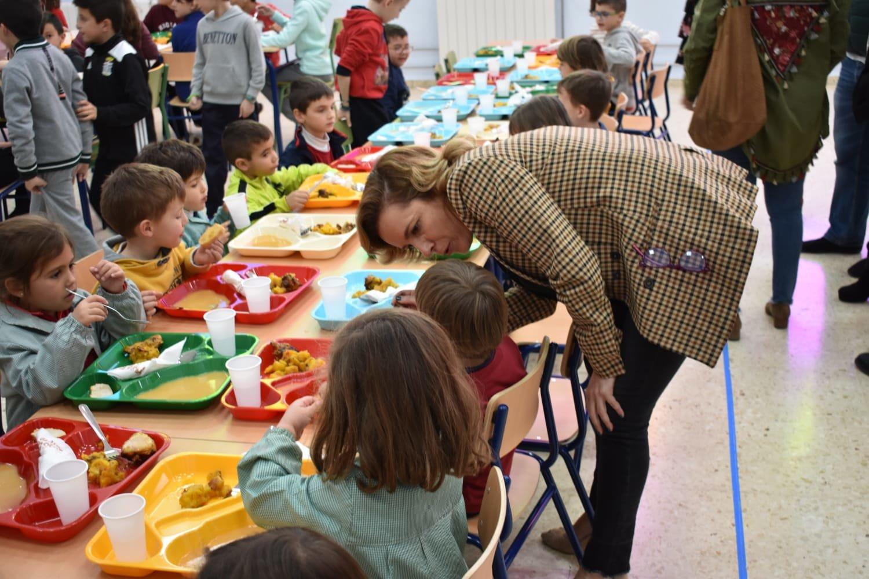 Comienza el plazo para solicitar las ayudas de comedor escolar en la ...